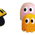 Pac-Man Moving Plush Toys