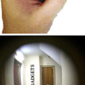 Reverse Peephole Viewer – For 'Tactical' Use Only