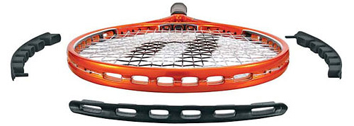 Prince O3 Speedport Tour Racquet (Image courtesy Popular Science)