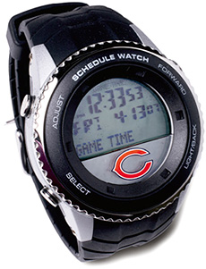Pro Sports Schedule Watch (Image courtesy Wireless Catalog)