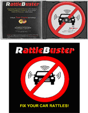 Rattle Buster (Images courtesy Rattle Buster)