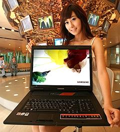 Samsung SENS G25 (Image courtesy Akihabara News)