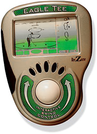 Trackball Swing Golf Game (Image courtesy Hammacher Schlemmer)