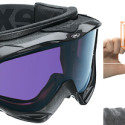 Uvex Uvision Magic Ski Goggles With LCD Lens