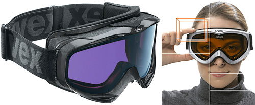 Uvex Uvision Magic Goggles (Images courtesy Uvex)
