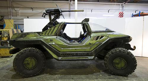 WETA's Warthog (Image courtesy Bungie.net)