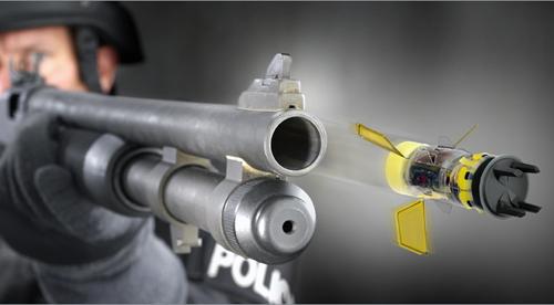 Shotgun Taser
