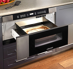 Dacor Microwave In-A-Drawer (Image courtesy Dacor)