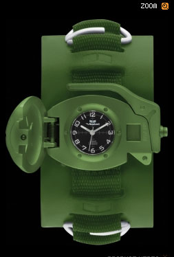 Vestal Grenade Watch (Image Via Vestal)