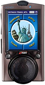 iTRAVL Language Communicator (Image courtesy SkyMall)