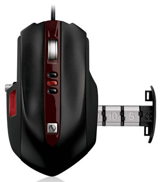Microsoft Sidewinder Gaming Mouse (Image Via Microsoft)