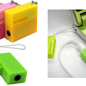 Colorful Mobile Phone Headphone Adapters