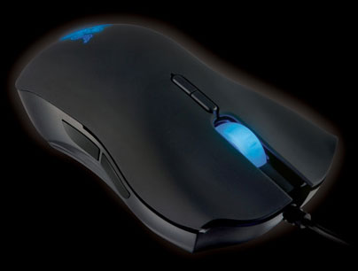Razer Lachesis Gaming Mouse (Image via Razer)