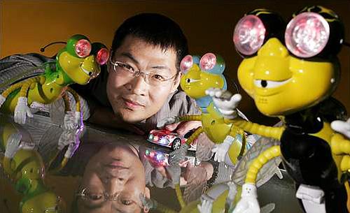 Zen Design Group SEE Toys (Image courtesy DetNews.com)
