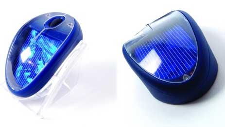 Solar Powered Wireless Mouse Ohgizmo