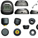 S&T Wireless Tire Pressure Monitoring System