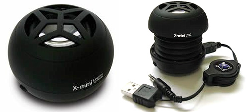 XMI X-mini (Images courtesy XMI)