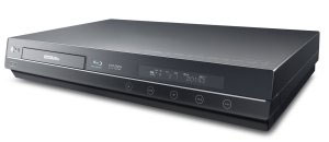 LG BH200 Dual Format High Definition DVD player (Image via LG)