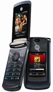 Motorola RAZR2 (Image via Motorola)