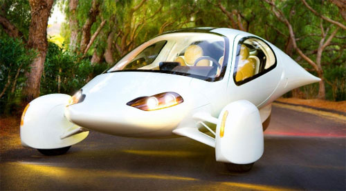 After Years Of Work Aptera Motors Is Finally Ready To Accept Pre Orders For Their Unique 3 Wheeled Hybrid The As It Aptly Called