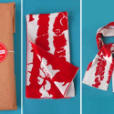 Bacon Styled Scarf Probably Better Than Wearing The Real Thing – But Is Less Delicious