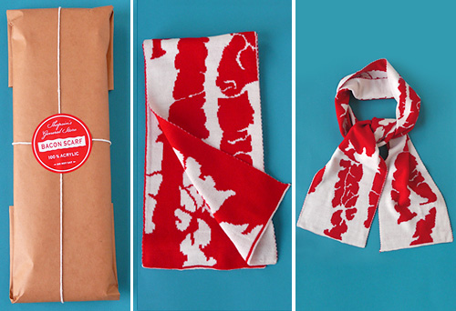 Bacon Scarf (Image courtesy Shopsin's General Store)