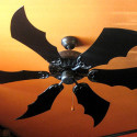 Bat Wing Shaped Ceiling Fan Blades