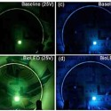 Better LEDs From Salmon Sperm