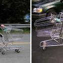 Shopping Cart + Bike Mashup Would Make Grocery Shopping Fun