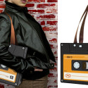 Retro Cassette Tote Bag