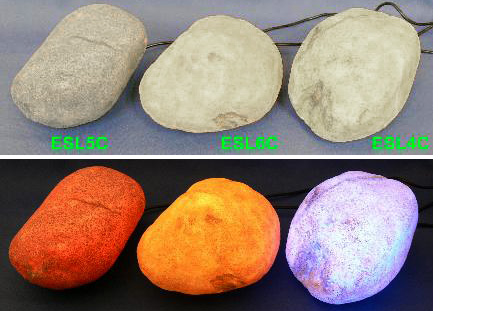 Faux Color Changing Garden Stone (Image courtesy WieDaMark)