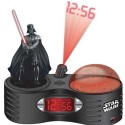 Darth Vader Projector Alarm Clock Force's You Out of Bed