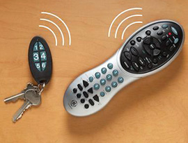 GE Find It Remove And Keychain (Image courtesy SkyMall)