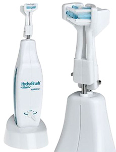 HydraBrush Express Power Toothbrush (Images courtesy Amazon)
