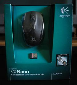 Logitech VX Nano (Image property of OhGizmo!)