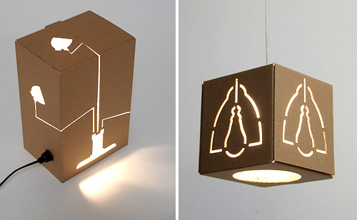Not A Lamp & Not A Box (Images courtesy David Graas)