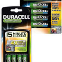 Duracell Rechargeables Are Quick Acting, Long Lasting