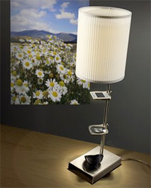 Slide Projection Lamp (Image courtesy Hammacher Schlemmer)
