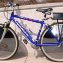 E-V – Sunny Solar Powered Electric Bike