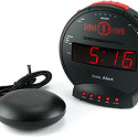 You Can't Escape The Sonic Bomb Alarm Clock