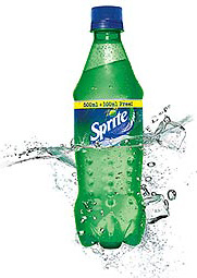 Sprite Bottle (Image courtesy Coca-Cola)