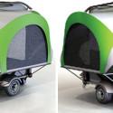 SylvanSport GO Miniature Camping Trailer