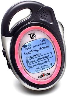 TicTalk Mobile Phone (Image courtesy PC Magazine)