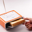 Toaster Concept Of The Month: Toaster Note Pad
