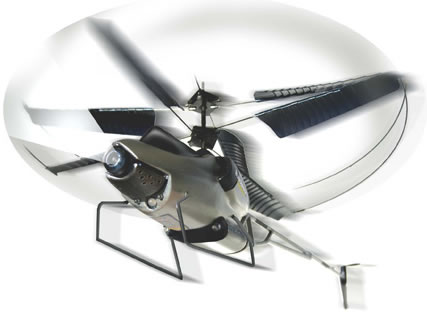 Video Helicopter