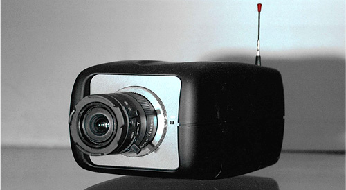 Wise Eye EVO570 GPRS Camera (Image courtesy Wise Eye)