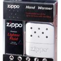Zippo Hand Warmer Keeps You Toasty