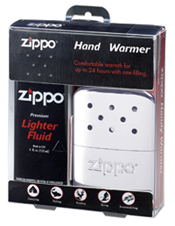 Zippo Hand Warmer (Image via Zippo)