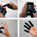 Phone Fingers Prevent Smudges, Make You Look Like a Dork
