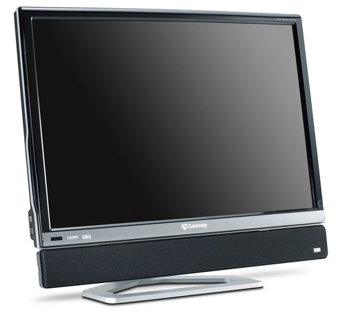 Gateway XHD3000 30-inch Display (Image via Gateway)